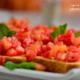 Tomato & Basil Bruschettas