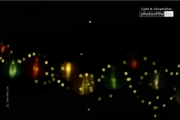 Bokeh of Mid-Autumn Festival by Siew Bee Lim