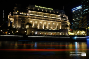 A Rear View of Fullerton Building by Siew Bee Lim