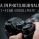 First-Year Enrollment | B.F.A. in Photojournalism