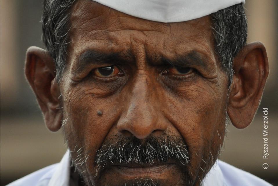 A Man from Pune by Ryszard Wierzbicki