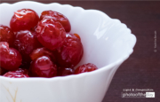 A Bowl Full of Cherry by Yoothika Baruah