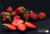 Love for Strawberries by Yoothika Baruah