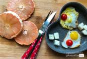 Eggs for Breakfast by Sanaz Nemati