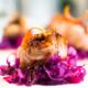 Sea Scallops and Purple Cabbage by Barbara Martello