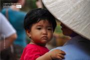 Vietnamese Motherhood by Ryszard Wierzbicki