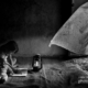 Studying on Her Own by Sherzad Rostamdost