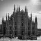 Piazza Duomo Milano by Mirka Krivankova