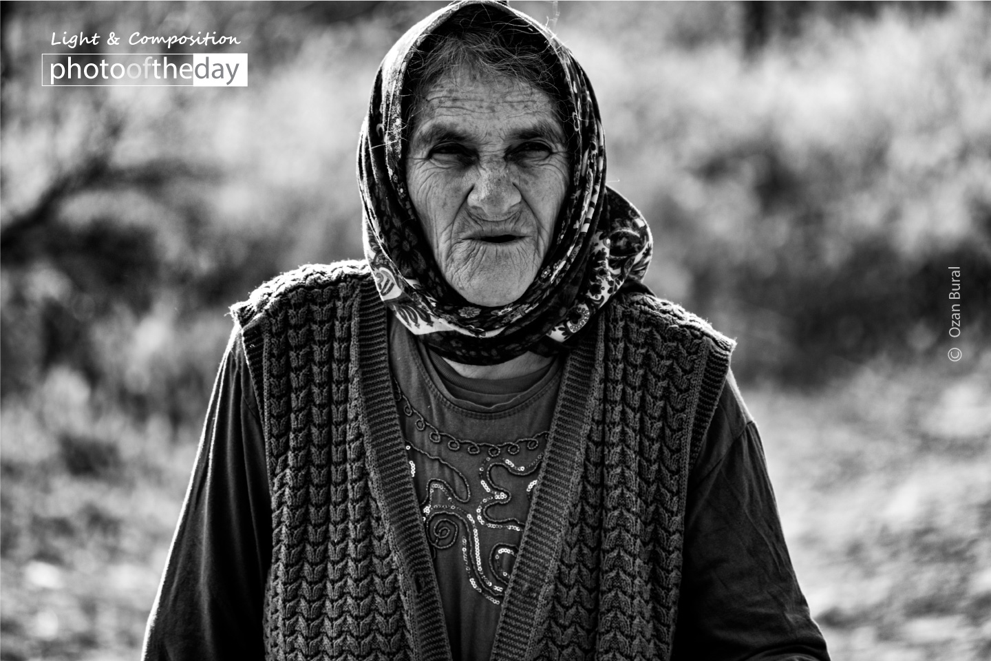 Traces of Old Age by Ozan Bural