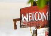 Welcome by Ryszard Wierzbicki