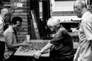 Playing Chess by Siew Bee Lim
