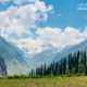 The Mountains by Hamza Rauf