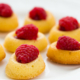 Almond Raspberry Petit by May Lawrence