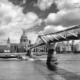 Millennium Bridge by Von Christopher Trabado