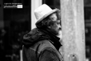 The Man with the Hat by Willeke Tjassens