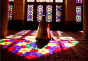 Dance of Colors and Lights by Zahra Vatan Parast