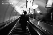 Down the Subway by Siragusano Dylan