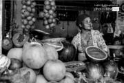 Fruit Woman by Shri Chandra Satryotomo