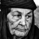 Kurdish Woman by Fatemeh Tajik