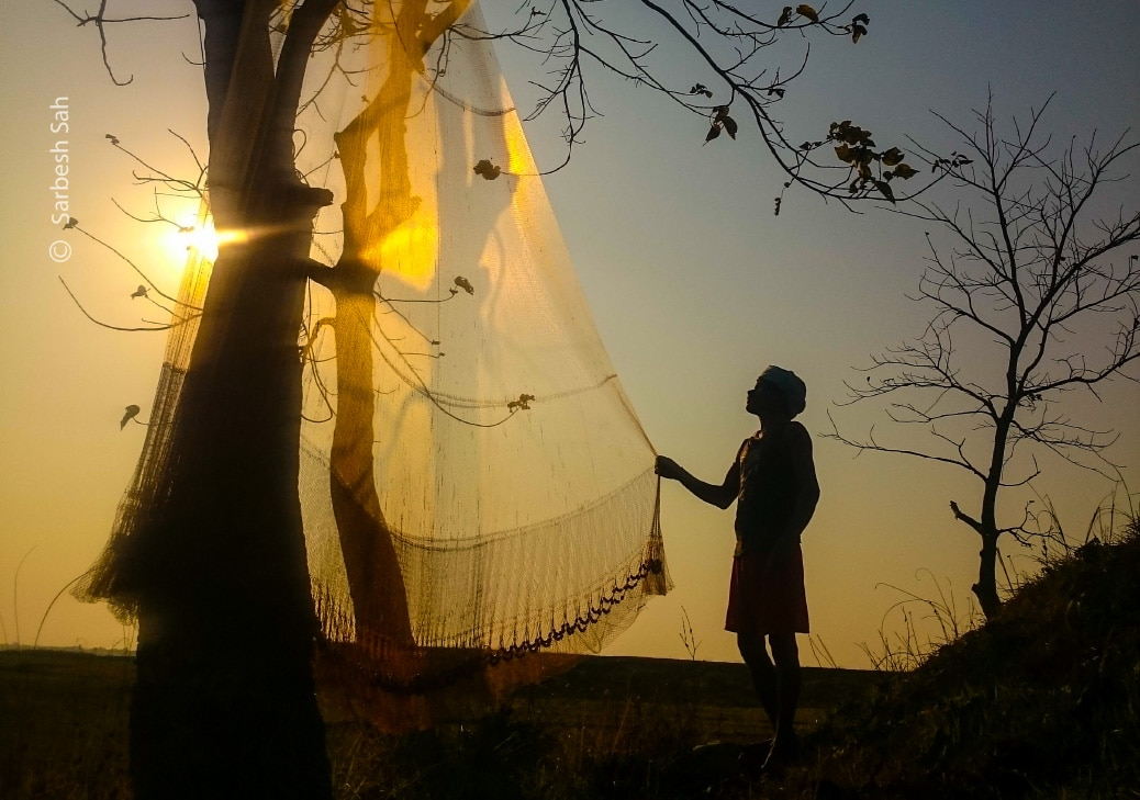 Life in Net by Sarbesh Sah