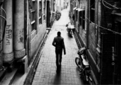 Streets of Sialkot by Jabbar Jamil