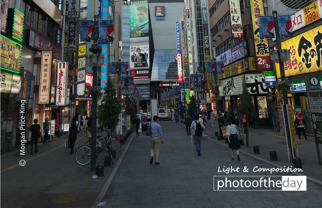 Shinjuku by Morgan Price-King