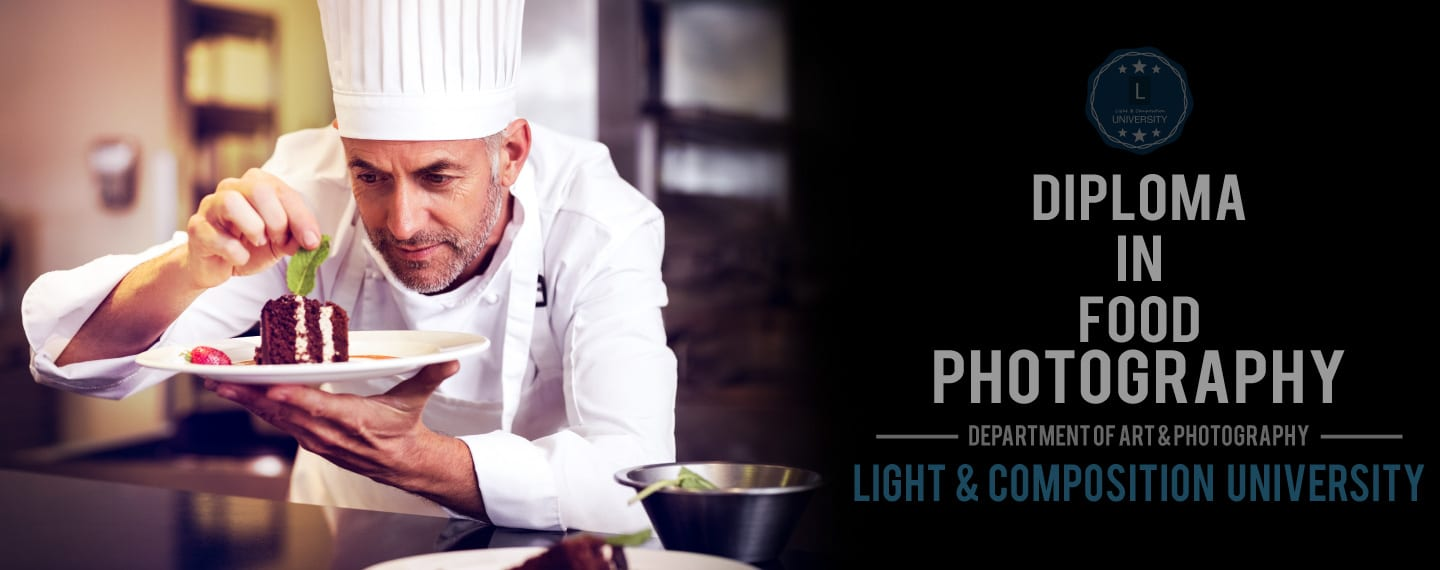 Diploma in Food Photography