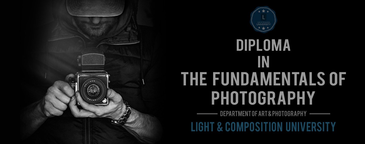Diploma in the Fundamental of Photography