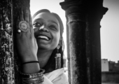 A Smile on Her Face by Sandhya Kumari