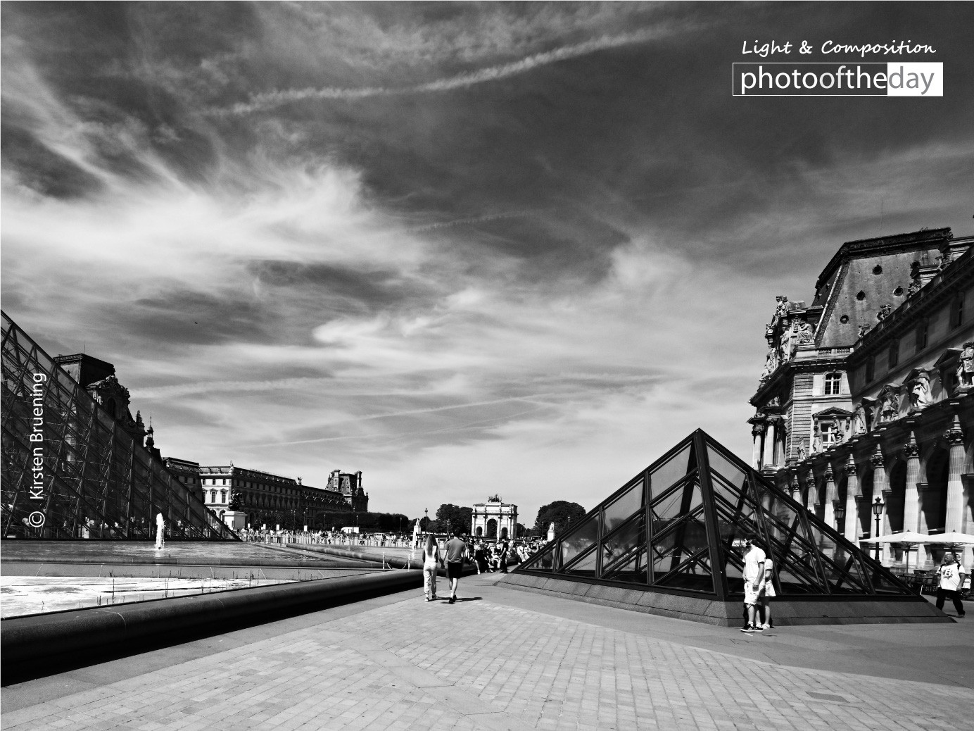 A Journey to Paris by Kirsten Bruening