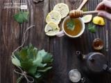 Ginkgo Tea with Lemon by Petrana Nedelcheva