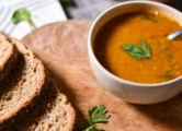 Spicy Moroccan Soup by Adriaan Pretorius